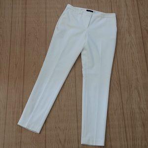 White Tommy Hilfiger dress pants size 2 Small Sm